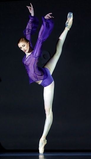 Elena Vostrotina, Dresden Semperoper Ballet, Dresden, Germany - Ballet, балет, Ballerina, Балерина,
