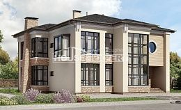 300-005-L Two Story House Plans, best house Drawing House