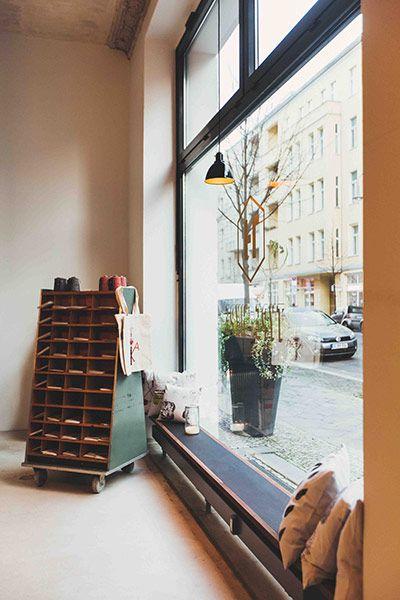 TYPE HYPE STORE BERLIN | PLACES www.pascromag.de  Image © Ailine Liefeld