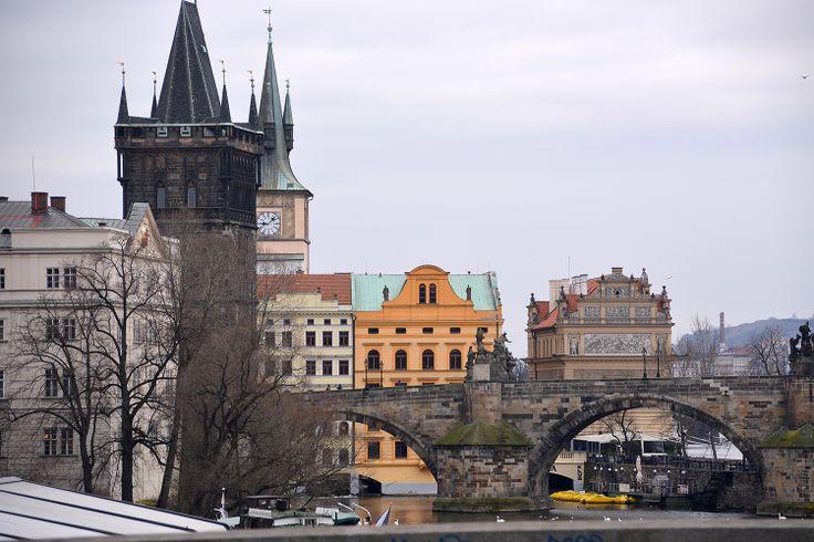 Karlův most, Vltava, Praha