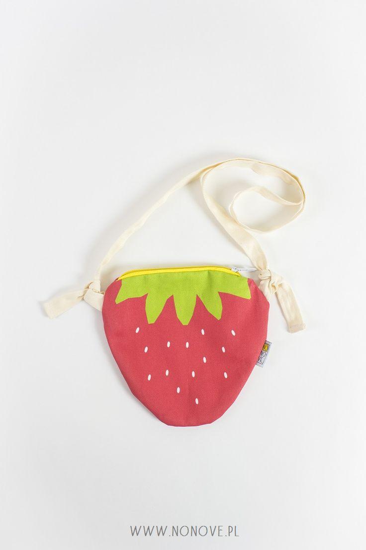 #fruits #bag #kids #strawberry