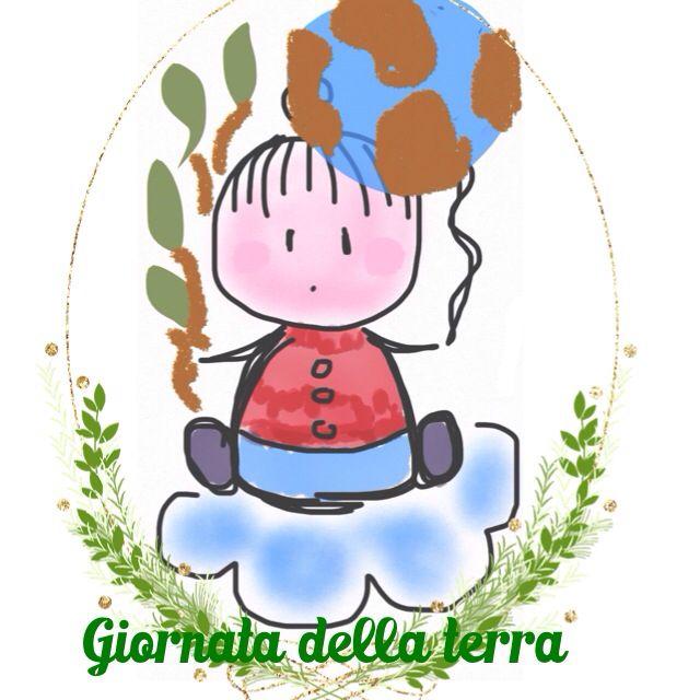 Giornata della terra copyright Georgia Conte