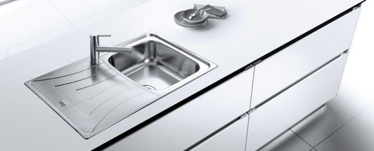 Мойки кухонные Тека – уникальное решение испанских дизайнеров