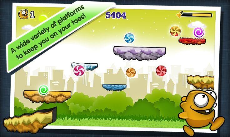 #CandyMonster game