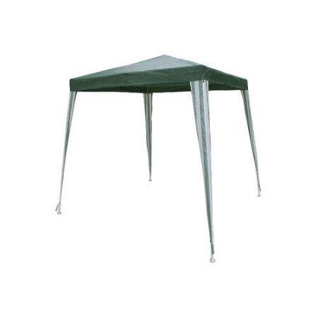 Aleko GZ6.5X6.5GR Waterproof Gazebo Tent Canopy For Outdoor Events, Green