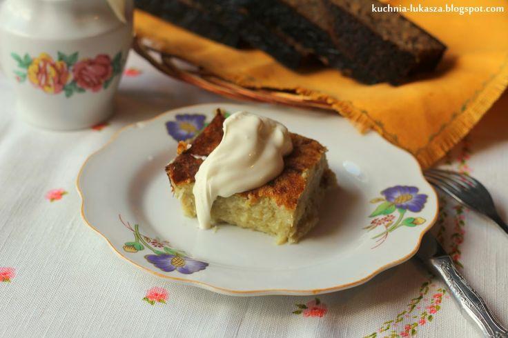 """Kugelis - Litewska babka ziemniaczana. Traditional Lithuanian dish- ,,Kugelis"""""""
