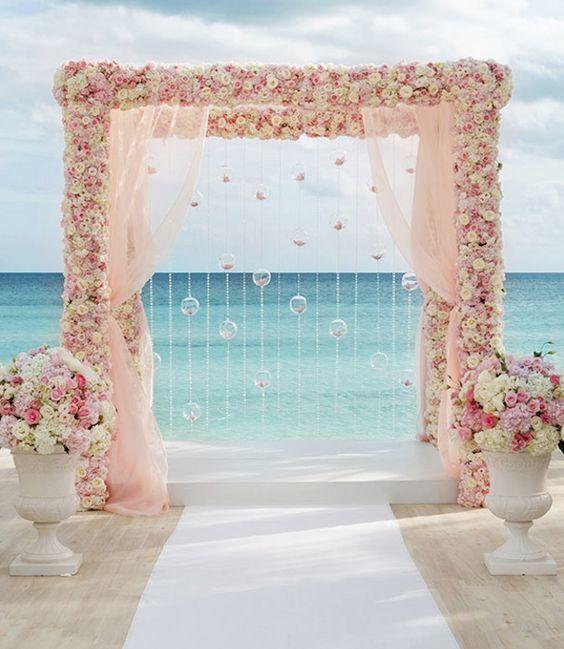 Photographer: Colin Miller Photography; Wedding ceremony idea