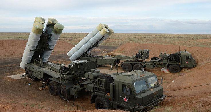 Rusya S-400 anlaşmasını askıya aldı iddiası.. - https://jurnalci.com/rusya-s-400-anlasmasini-askiya-aldi-iddiasi-86521.html