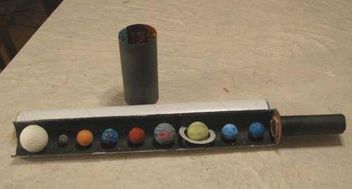 unique solar system project ideas - photo #42