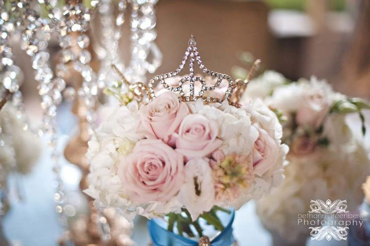 116 best decorative crown centerpieces and blinged out pink rose centerpieces Hot Pink Roses Centerpieces