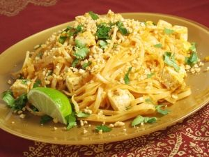deVegetariër.nl - Vegetarisch recept - Pad Thai