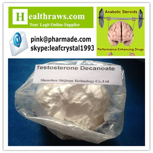 Keywords:testosterone decanoate raw powder,testosterone decanoate steroid powder,legit testosterone decanoate powder  Usage:  Testosterone Decanoate is an extremely effective bulking agent,and in fact is one of the best muscle-builders known.Testosterone replacement therapy in males for conditions associated with primary and secondary hypogonadism.