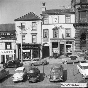 Old No 7 Market Hill