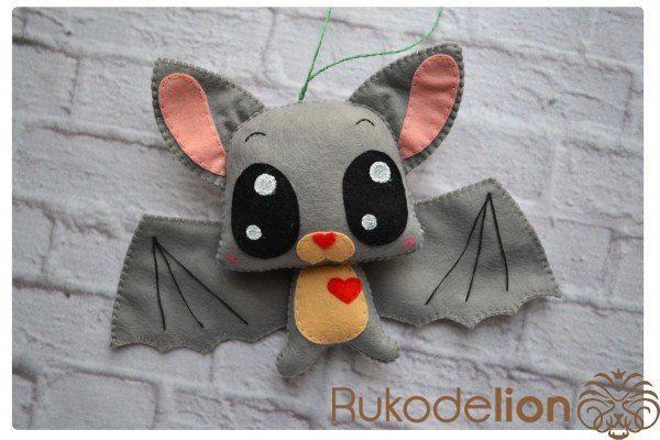 Дизайн: Летучая мышь