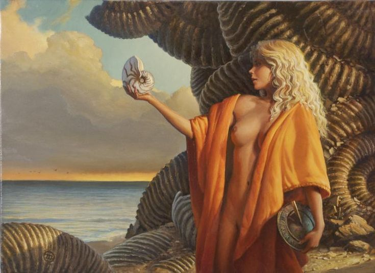 Michael Whelan at Trees Place Gallery  Orleans MA