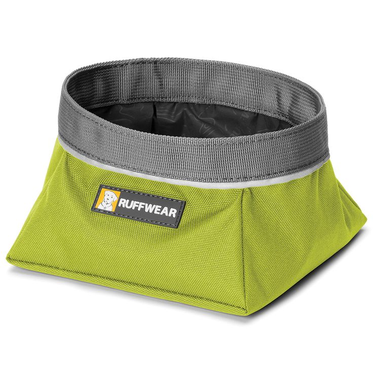 Ruffwear Quencher Waterproof Collapsible Dog Bowl - Backcountry K-9