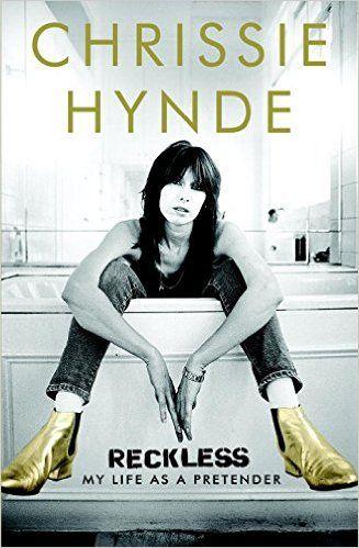 Reckless: My Life as a Pretender by Chrissie Hynde / http://catalog.wrlc.org/cgi-bin/Pwebrecon.cgi?BBID=15133858
