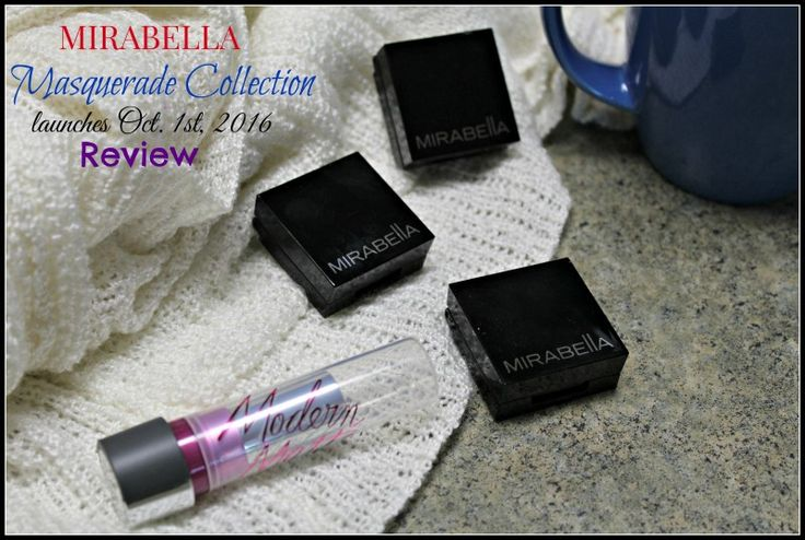 Mirabella Makeup ~ The Masquerade Collection {Launching October 1st!}