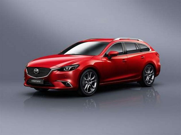 2018 Mazda 6 Is The Featured Model Wagon Image Added In Car Pictures Category By Author On Dec 22 2017
