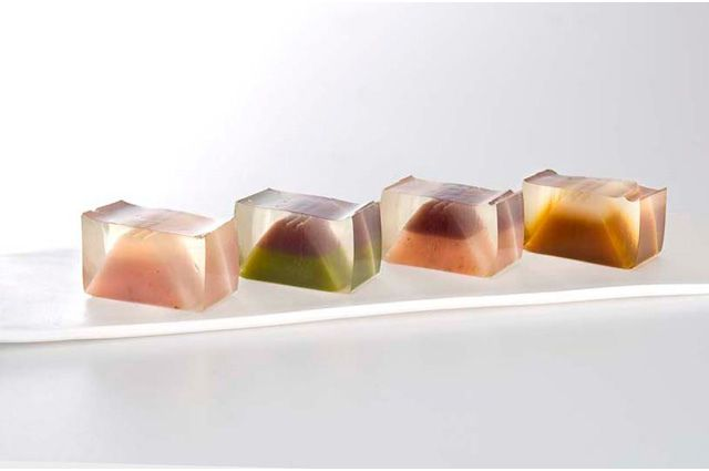 数量限定 富士の錦 Fuji fruit jelly