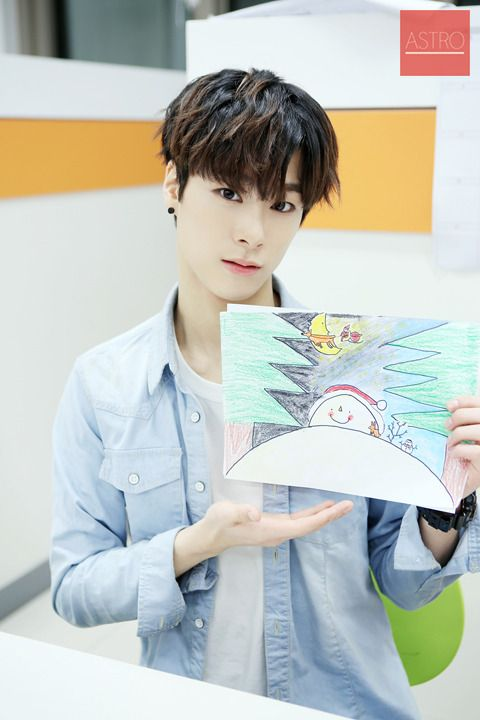 Moonbin ☆ Out of the billion of stars, you are the brightest ☆