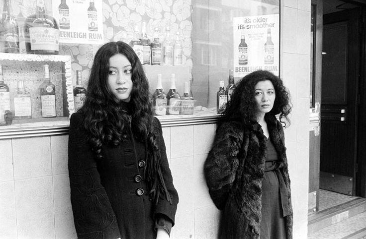 Two Women, Kings Cross 1970-71   Rennie Ellis Photographic Archive