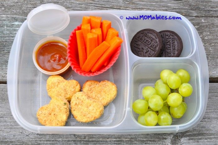 Healthy Chicken Nuggets for Kids