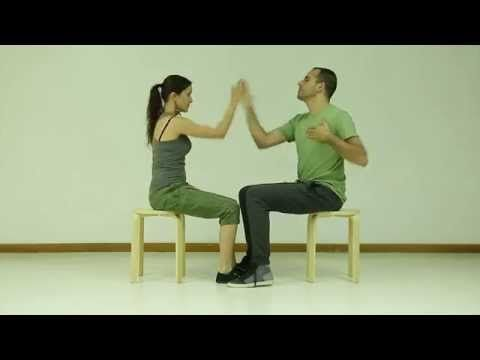 Body percussion - Método BAPNE - Javier Romero - Kokoleoko - YouTube