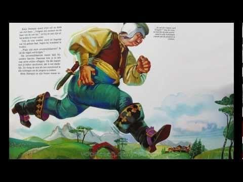 kern 5: reus/ Klein Duimpje - Sprookje van Charles Perrault met plaatjes - YouTube