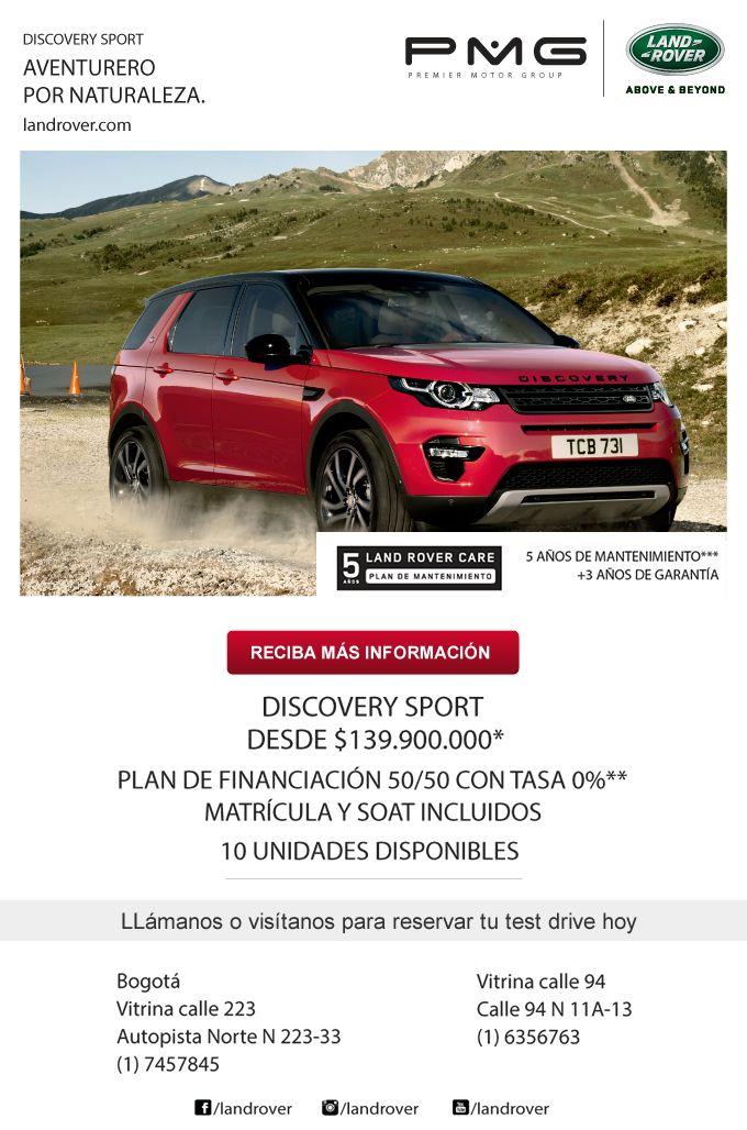 #NOVOCLICK esta con #Land Rover #Discovery