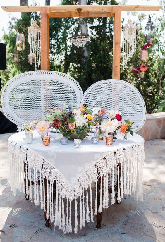 16 best Boho Weddings images on Pinterest Boho wedding Bohemian