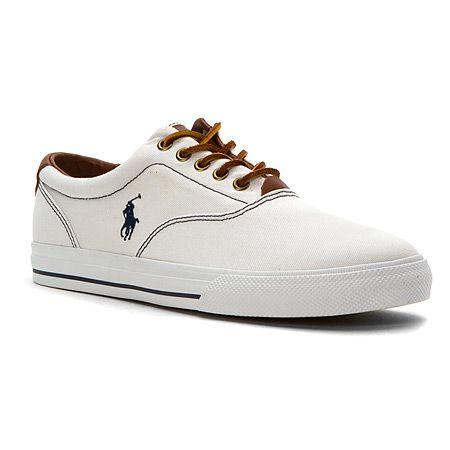 """""""Polo Ralph Lauren Vaughn Lace Up Sneaker - Men's"""""""