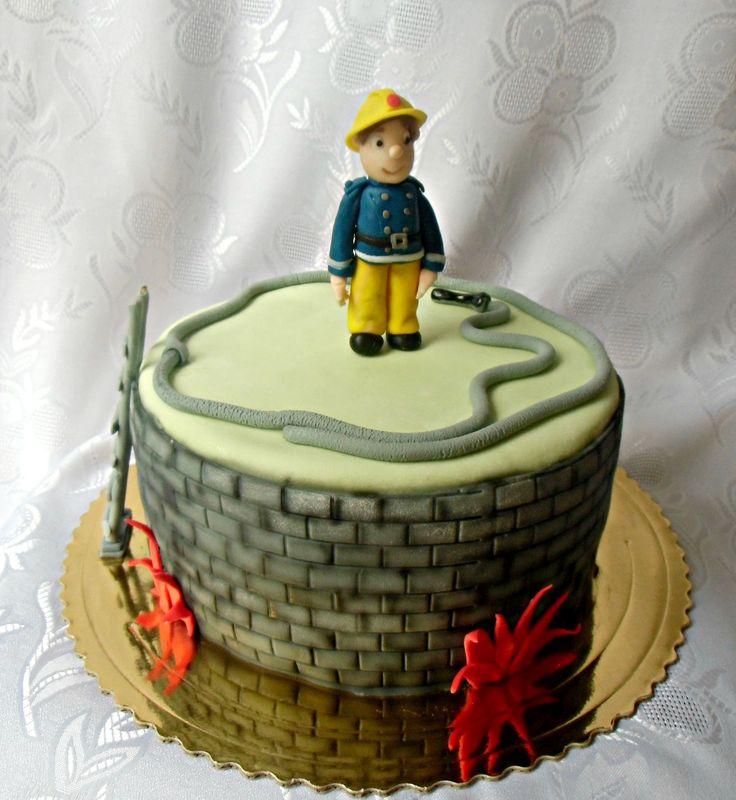torta pre hasiča