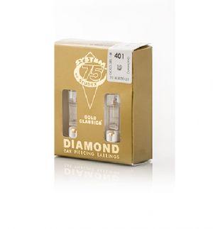 Cadouri pentru copii :: Cercei sterili cu diamante – Stud04 - Verighete, inele si bijuterii | Coriolan