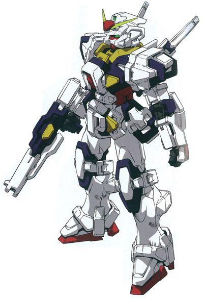 The GPB-X80D Beginning D Gundam is a variant of the GPB-X80 Beginning Gundam featured in Model Suit Gunpla Builders Beginning D. It is piloted by Gunpla Meister Shingo Asume.