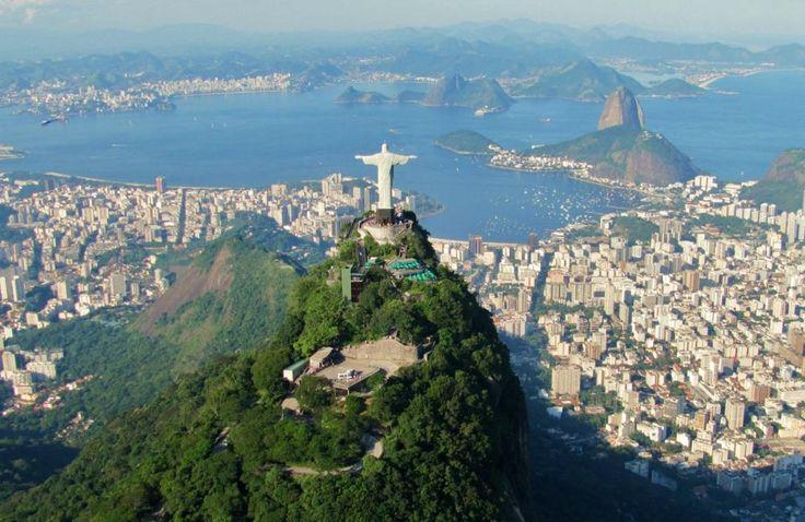 Rio De Janeiro, Brazil - Find Cheap Flights: http://666travel.com/cheap-flights-from-dublin-ireland-to-rio-de-janeiro-brazil/