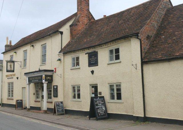 The Fat Fox Inn in Watlington