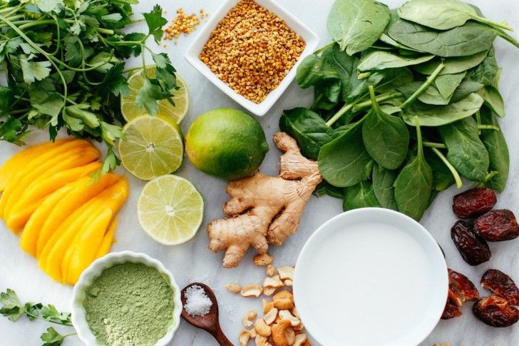 The Healthy Grocery Shopping List from dieitian nutritionist McKel Hill