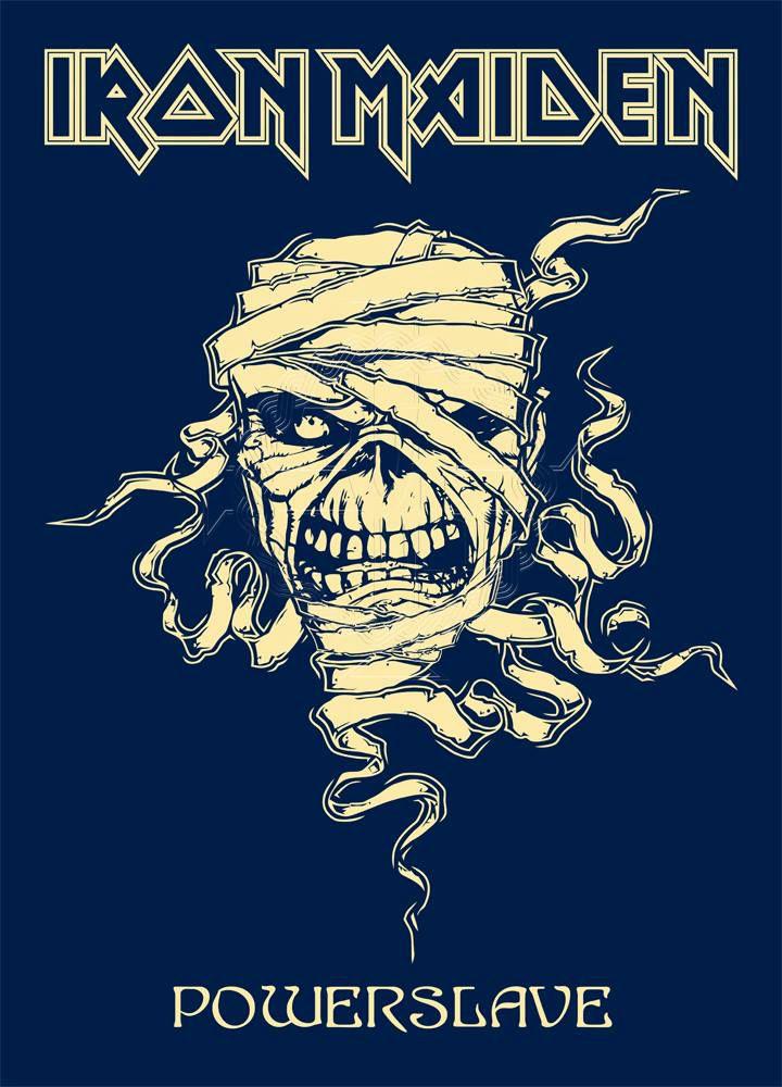 Iron Maiden - Powerslave                                                                                                                                                                                 Mais