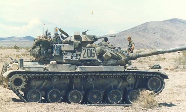 Main Battle Tank | M60A3 Main Battle Tank, United States of America