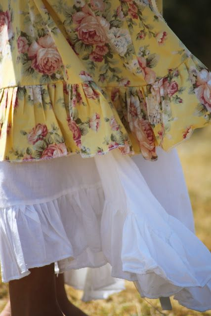 Country Romance      love the fabric and layers!!!