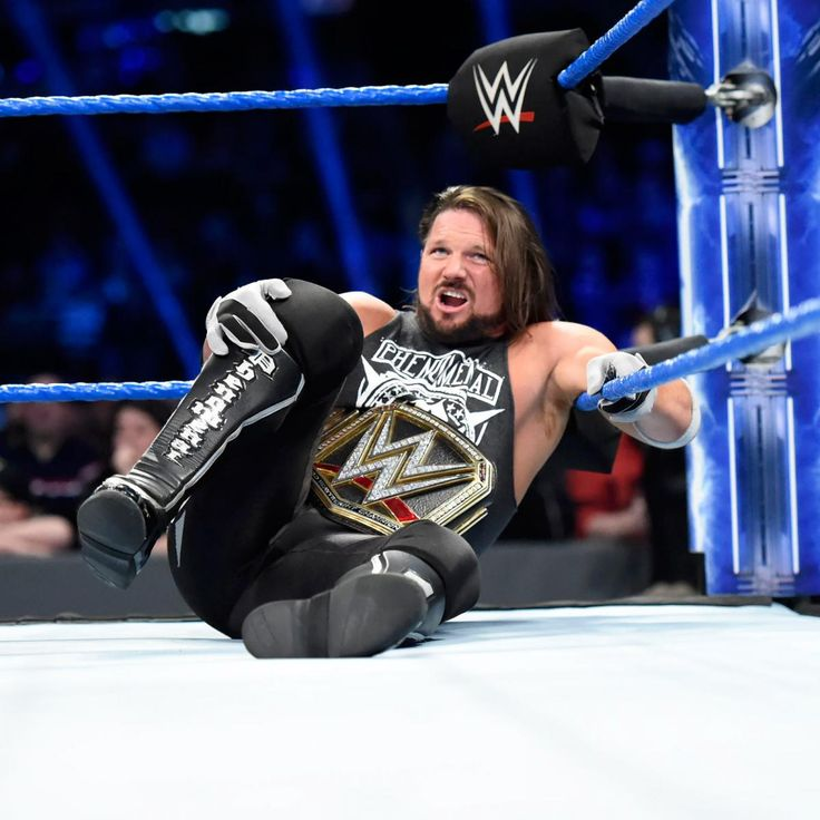 SmackDown 11/22/16: James Ellsworth vs. AJ Styles – WWE Superstar Contract Ladder Match