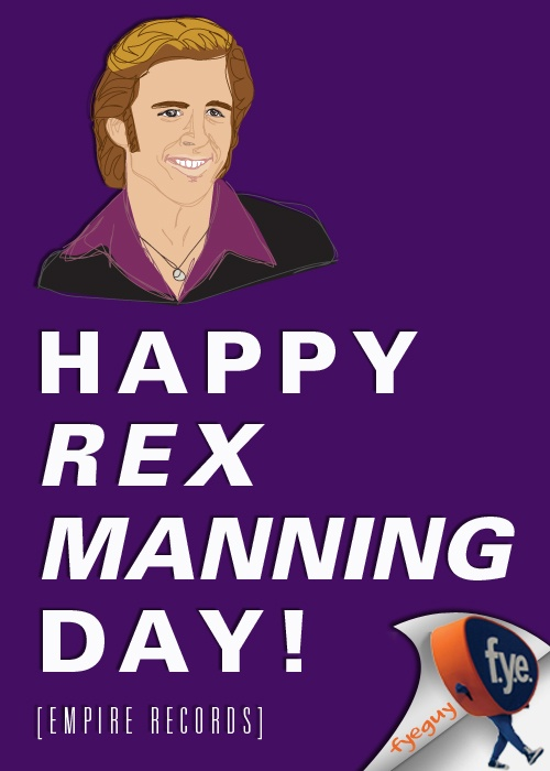 rex manning day - photo #10
