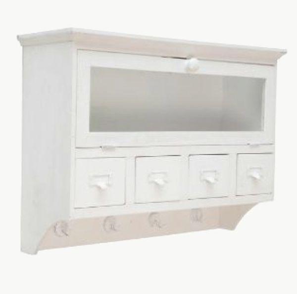 kuchenschranke einzeln bestellen : Dieses Wandregal sieht in der K?che, im Bad oder auch im Kinderzimmer ...