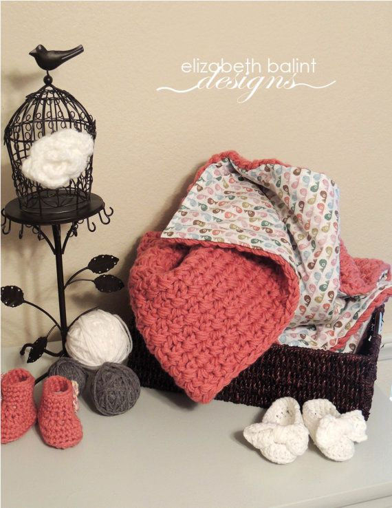 Double Sided Crochet Baby Blanket Pattern : 13 best images about crochet baby blankets on Pinterest