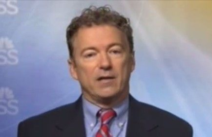 A Desperate Rand Paul Uses Monica Lewinsky To Attack Hillary Clinton