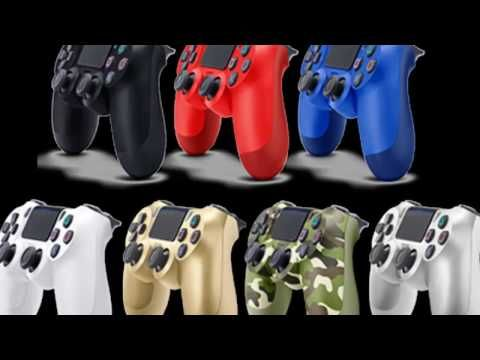 New DUALSHOCK 4 Introducing Game Console Models PlayStation 4            -            famous brands and products