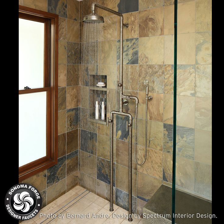 146 best WaterBridge Exposed Shower Systems images on Pinterest