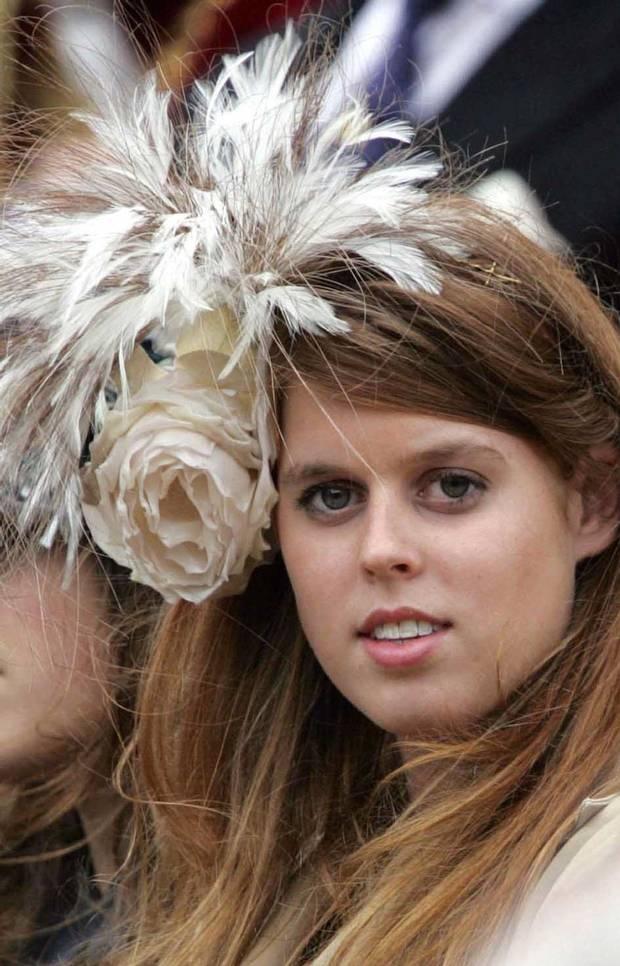 The many (flamboyant) hats of Princess Beatrice Princess