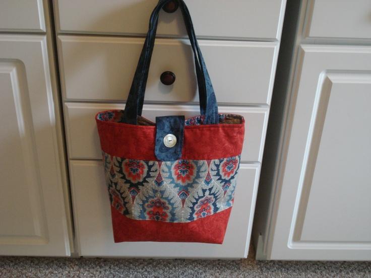 cissy bag new pattern lots of pockets bags pinterest. Black Bedroom Furniture Sets. Home Design Ideas